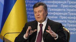 Януковичу стало стыдно перед украинским народом