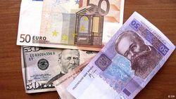 Евро вырос против курса гривны на 11,95% на Форекс: ЕС может использовать украинские ПХГ