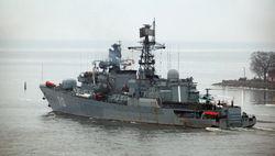 Российская эскадра ВМФ у берегов Сирии вырастет до 10 кораблей