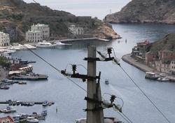 Электростанции в Крыму построят за счет других регионов России