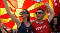 В Македонии образовался Антимайдан