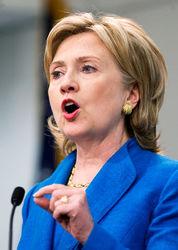 Хиллари Клинтон начала предвыборную кампанию
