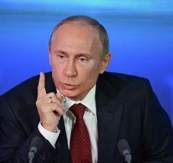 Главные тезисы ответов Путина на большой пресс-конференции