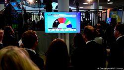В Германии прошли выборы в бундестаг