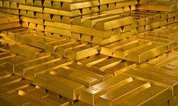 Банк России наращивает долю золота в ЗВР