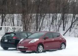 Nissan Leaf  экономит миру 3,8 млн баррелей нефти в год