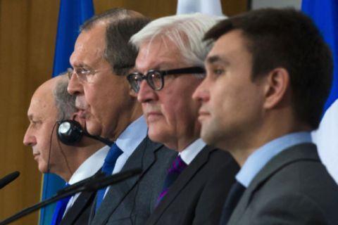 Руководителя МИД Франции иГермании посетят государство Украину наследующей неделе