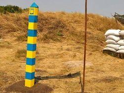 Строительство стены на границе с Россией началось – штаб АТО