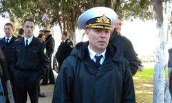 ФСБ России освободила захваченного в Крыму украинского адмирала Гайдука