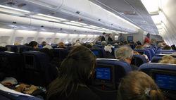 Российские авиаперевозчики начали менять маршруты через Украину