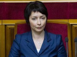 """Критикуя Западную Украину за запрет партий, министр Лукаш """"забыла"""" о Крыме"""