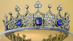 В Британии запретили вывезти за рубеж свадебную корону королевы Виктории
