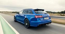 Триумфальное возвращение Audi RS