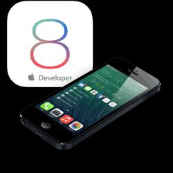 «Яблочные» фанаты с нетерпением ожидают обновления до iOS 8