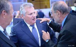 Россия не хочет вступать в диалог – Квасьневский