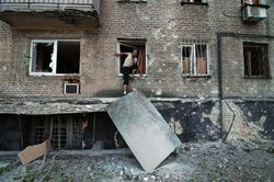 СНБО назвал потери силовиков в АТО: 720 убитых, 2,6 тысячи раненых