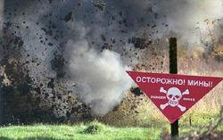Взрыв мины в зоне АТО: 1 ребенок погиб, 8 – в тяжелейшем состоянии