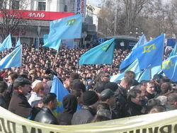 Меджлис объявил о праве крымских татар на самоопределение в Украине
