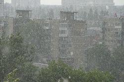 Ливни залили западную Украину: повреждены дороги, дамбы, ЛЭП