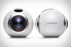 В Интернете появились новые сведения о камере Samsung Gear 360