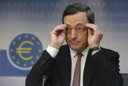 Негативные вести от Драги и падение курса евро к доллару на Forex