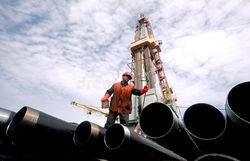 Нефть дешевеет