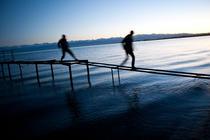 Кыргызстан: Озеру Иссык-Куль угрожает экологическая катастрофа
