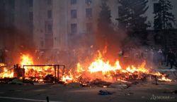 В Одессе объявлен траур из-за гибели людей