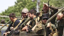 Подготовкой украинских боевиков в Горловке занимаются наемники из Осетии