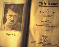 «Майн кампф» Гитлера – самая продаваемая книга в США и Великобритании на Amazon
