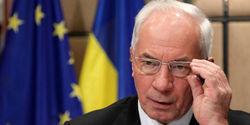 Азаров: миллиард евро помогли б Украине в такой же мере, как гроши нищему