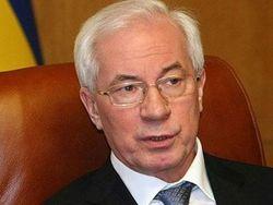 Украина: оппозиция планирует подать иск против Азарова