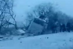 Микроавтобус из Украины влетел в фуру в Польше, погибли 5 человек