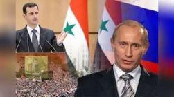 """Почему Путин упрямо держится за """"дамасского мясника"""" Асада – Daily Telegraph"""