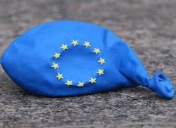 Сдувшиеся евроинтеграционные надежды Украины