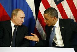 Путин и Обама рассмотрели «мирный план» Порошенко