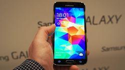 Следующий на очереди - Samsung Galaxy S5 «в голубом»