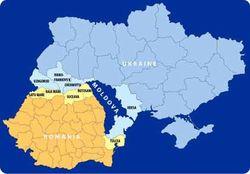 """Румыния собирается вернуть """"свои земли"""" из Украины"""