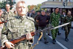 Российские журналисты назвали парад пленных в Донецке глумлением над памятью