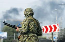 """Террористы обстреляли Попасную из """"Градов"""""""