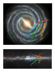 Астрономы открыли совершенно новый вид сверхскоростных звезд Млечного Пути