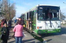 На «Россия 24» показали момент взрыва автобуса в Волгограде