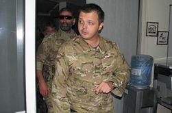 Семенченко: Аэропорт Донецка – символ борьбы за Донбасс