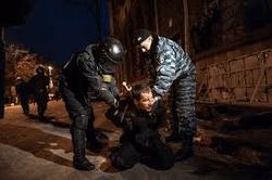 """""""Беркут"""" за привычной работой"""