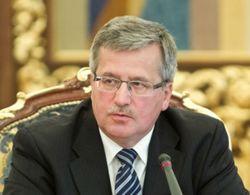 Реформы для Киева больший вызов, чем путинская агрессия – Коморовский