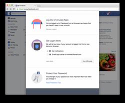 Facebook впервые использовала функцию «Проверка безопасности» в США