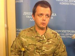 Семенченко: договоренность об обмене пленными фактически сорвана