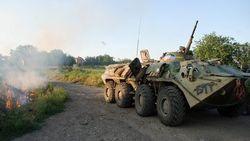 Зам Семенченко Филин прорвался с бойцами из окружения