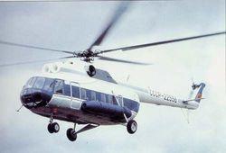 Тымчук: сепаратисты обстреляли вертолет над Славянском