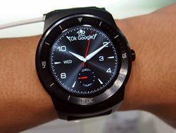 После ноябрьской премьеры LG G Watch R появятся в России